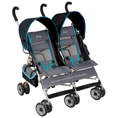 double-stroller